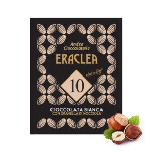 Ciocolata alba cu alune de padure - Eraclea Antica Cioccolateria