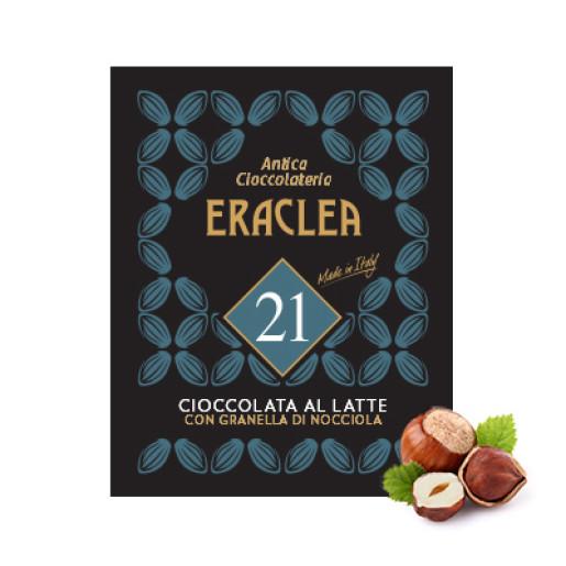 Ciocolata cu lapte si alune de padure - Eraclea Antica Cioccolateria
