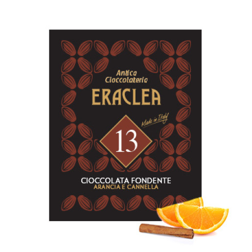 Ciocolata de portocale si scortisoara - Eraclea Antica Cioccolateria