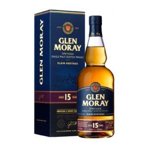 Glen Moray 15 ani