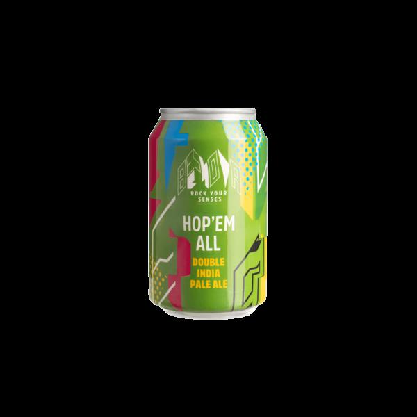 Hop'em all - Bers Nova