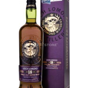 Loch Lomond Single Malt 18 ani
