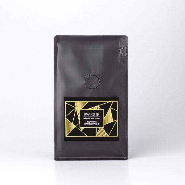 Cafea Nicaragua Maragogype SHG - Waycup
