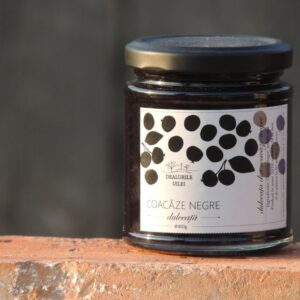 Dulceata coacaze negre - Dealurile Uilei