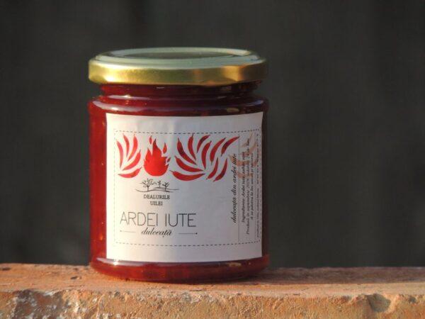 Dulceata de ardei iute - Dealurile Uilei