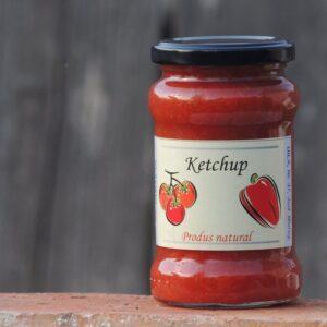 Ketchup - Dealurile Uilei