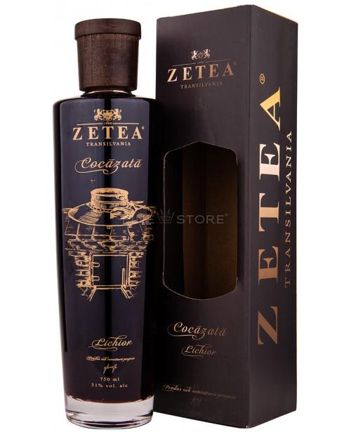 Lichior coacaze negre - Zetea